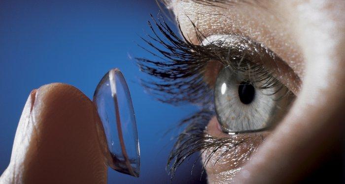 Kontaktlinser til fritid, arbejde og sport, prøv fx daglinser