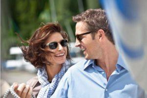 Med intelligente solbriller, skaber Rodenstock et attraktivt udseende, og frem for alt et fantastik syn.